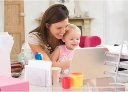 "'""Work-life balance"" is a pipe dream for working mums – or is it?' by Dina Cooper"