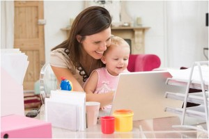 """'""""Work-life balance"""" is a pipe dream for working mums – or is it?' by Dina Cooper"""
